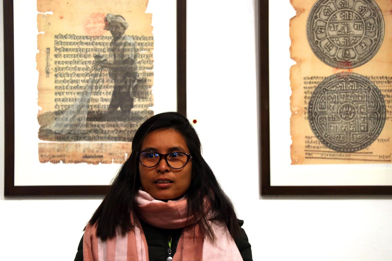 Indu Tharu, She is the story
