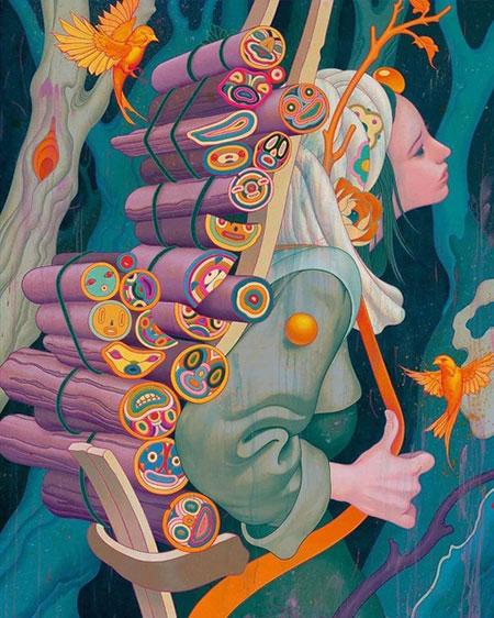 Art by : James Jean